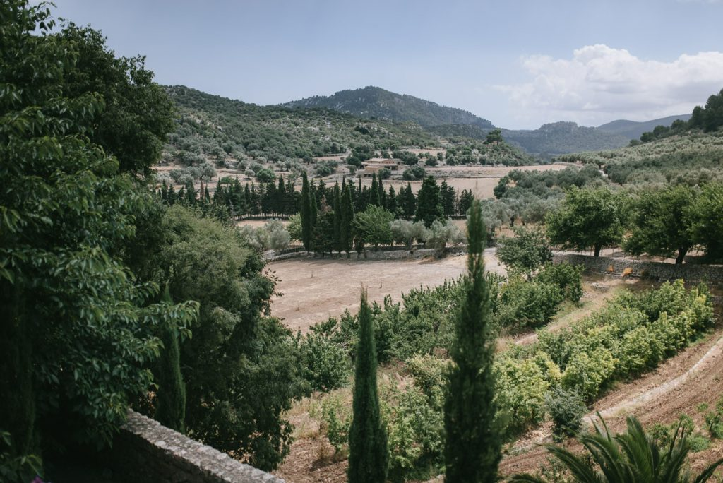 Mountain View Finca Wedding Mallorca